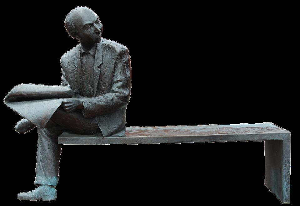 Man, Sculpture, Art, Statue, Figure, Artwork, Male