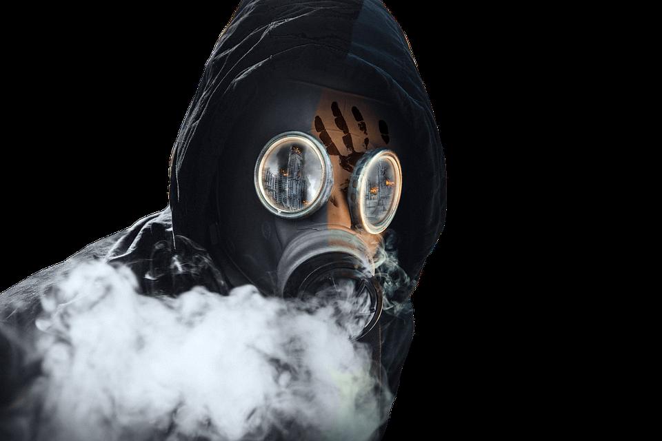 Mask, Gas Mask, Toxic, Apocalypse, War, Man