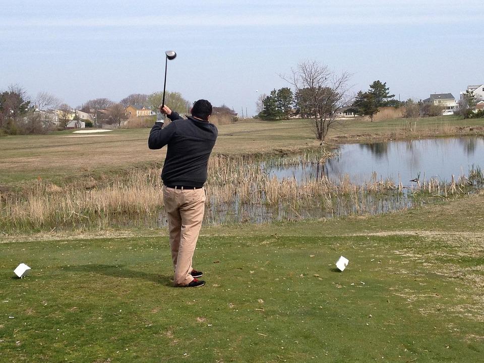Golf, Sports, Golf Course, Golfer, Man