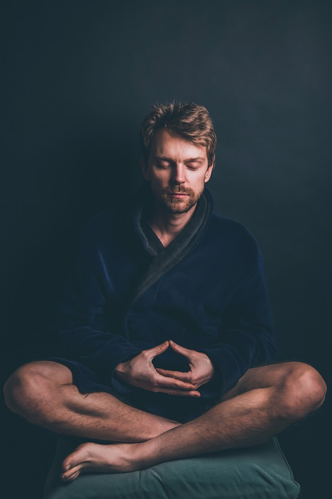 Male, Meditate, Meditation, Spiritual, Zen, Man