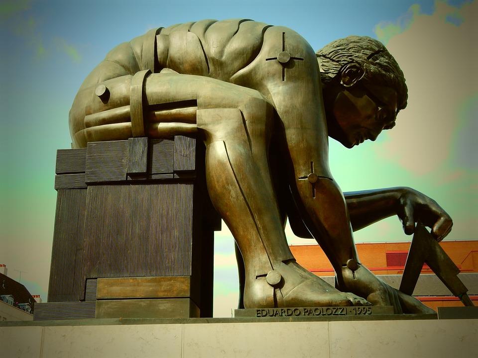 Thinking, Thinker, Ancient, Think, Person, Man, Human
