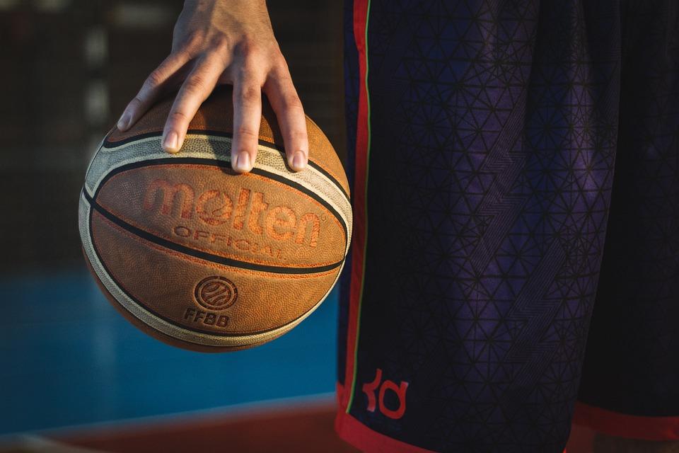 Ball, Basketball, Man, Person
