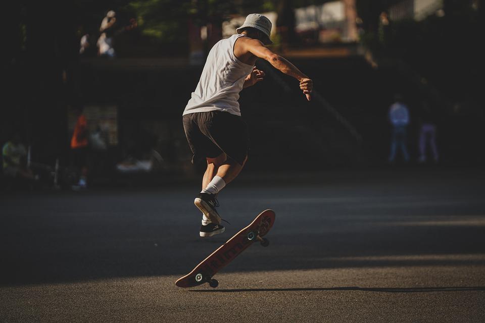 Skateboarding, Man, Skater, Skateboarder, Skateboard