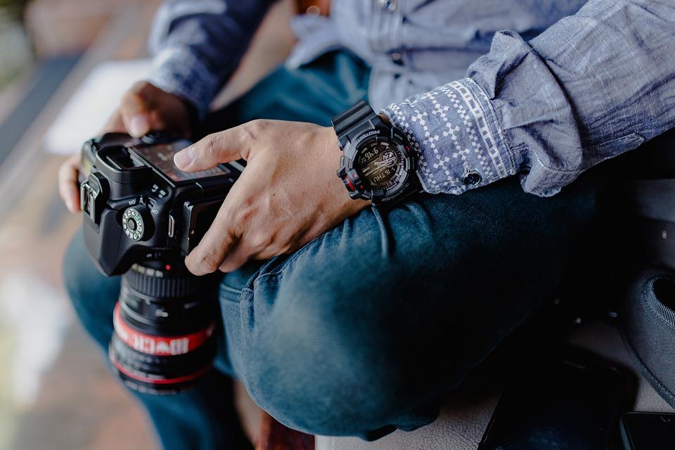 Gear, Camera, Style, Photographer, Man, Bali