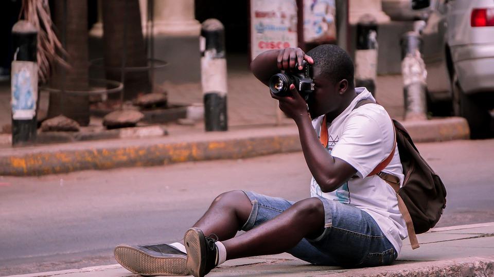 Young, Model, Kenya, Kenyan, Photography, Man, Male