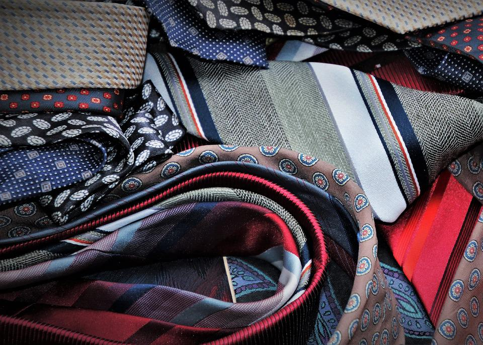 Scarves, Ties, Links, Manager, Textiles, Style, Color