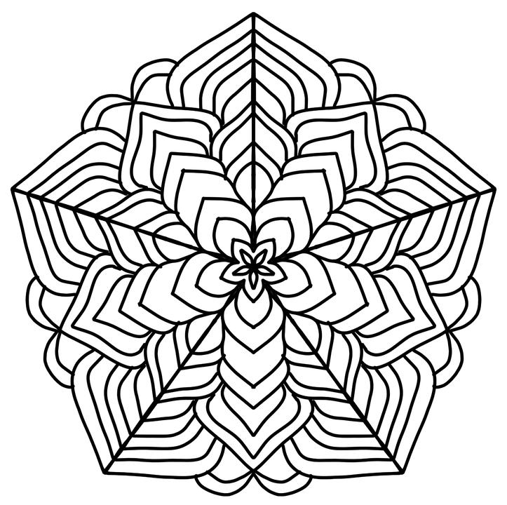 Mandala, Decorative, Ornamental, Geometric, Flourish