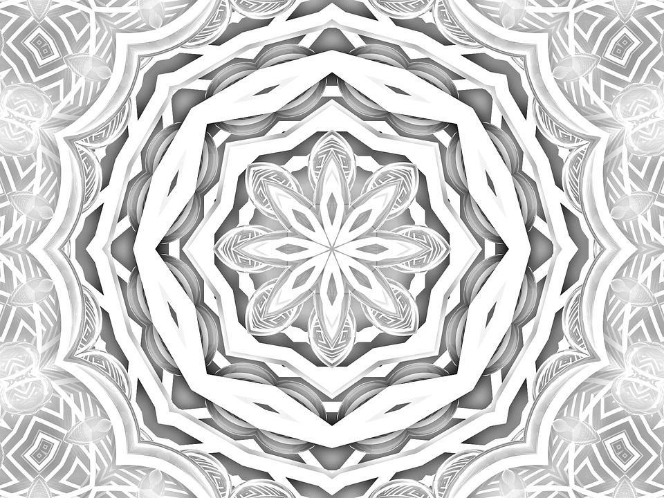 Free photo Mandala Floral Pattern - Max Pixel