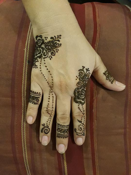 Free Photo Mandala Flower Tatoo Hand Tattoo Design Henna Max Pixel