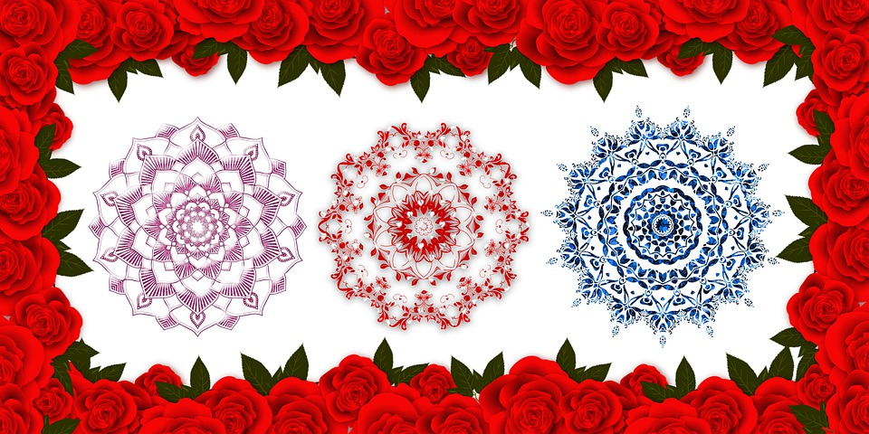 Mandala, Mandala Illustration, Mandala Drawing