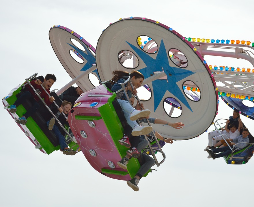 Manege, Fun Fair, Joy, Attraction, Fair, Fairground