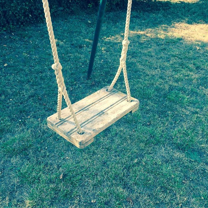 Swing, Game, Manege, Park