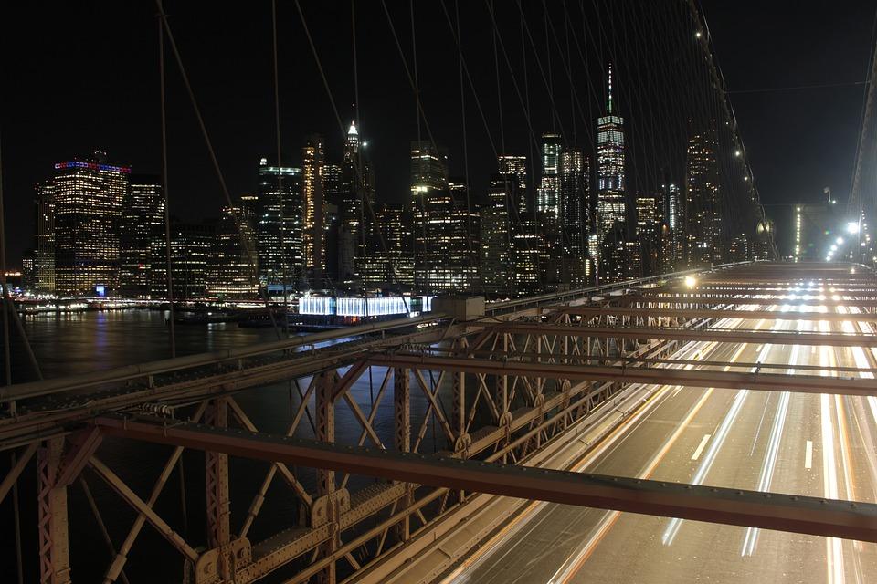 New York, Manhattan, Nyc, America, Buildings