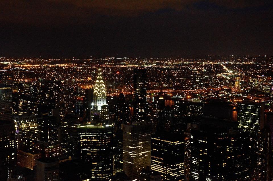 New York, Manhattan, City, Big City, Capital