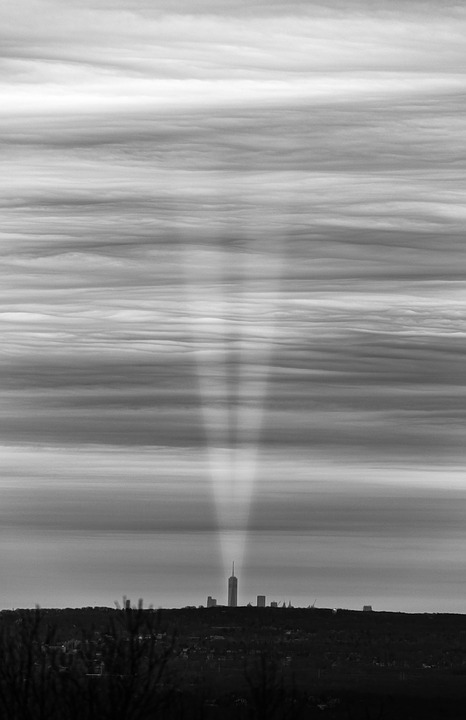 Freedom Tower, Remember 911, America, Manhattan, Nyc