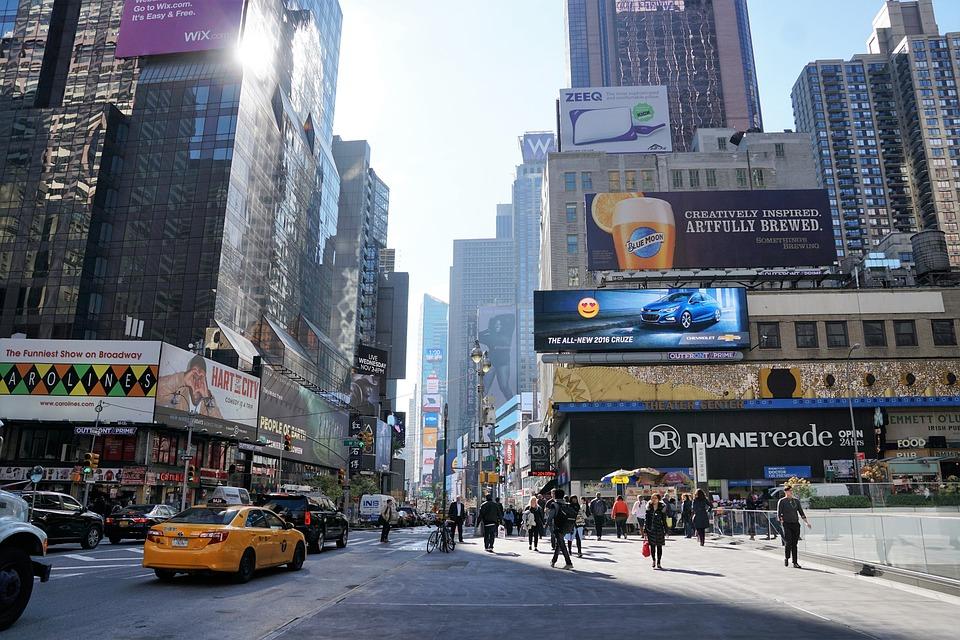 New York, Usa, Manhattan