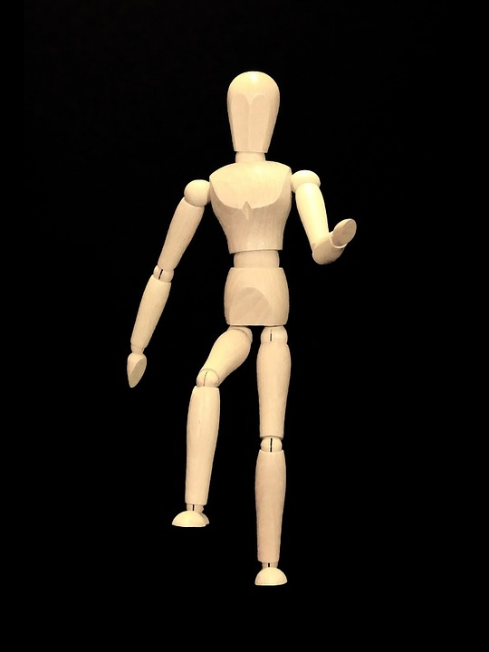Wood, Figure, Wooden, Mannequin, Faceless