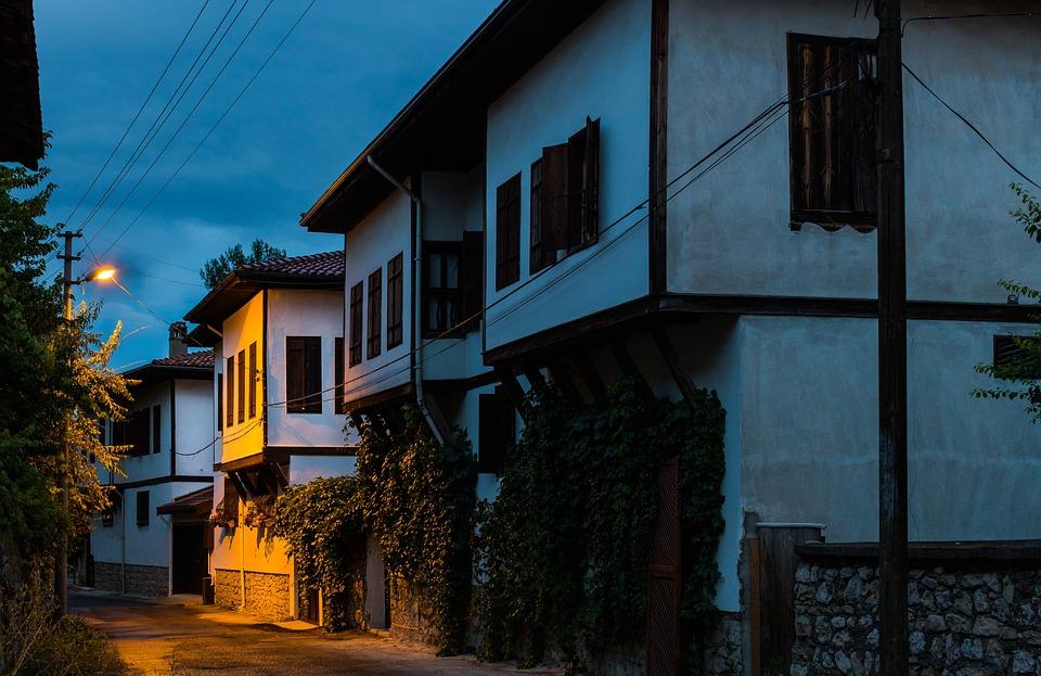 Safranbolu, Old, Historic Building, Mansion