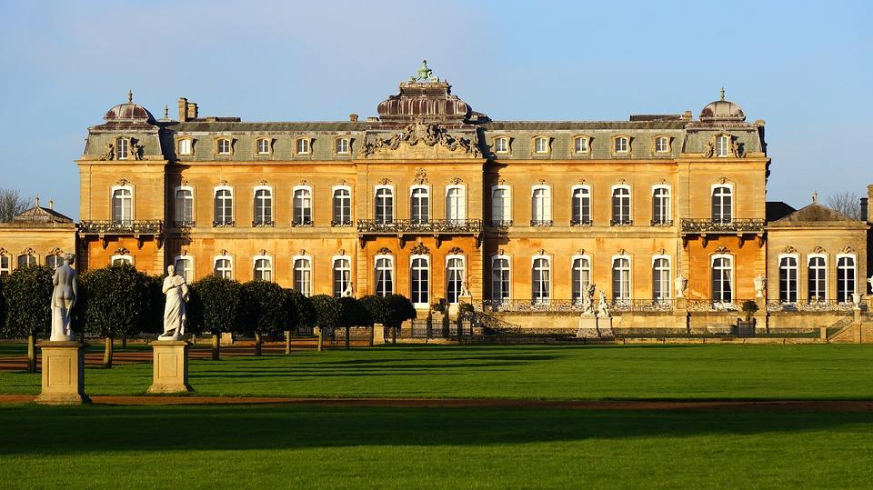 Mansion, Building, Architecture, House, Luxury, Estate