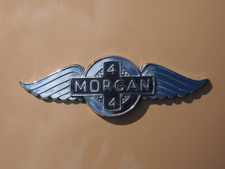 Logo, Morgan, Car, Manufacturer, Automobile, Industry
