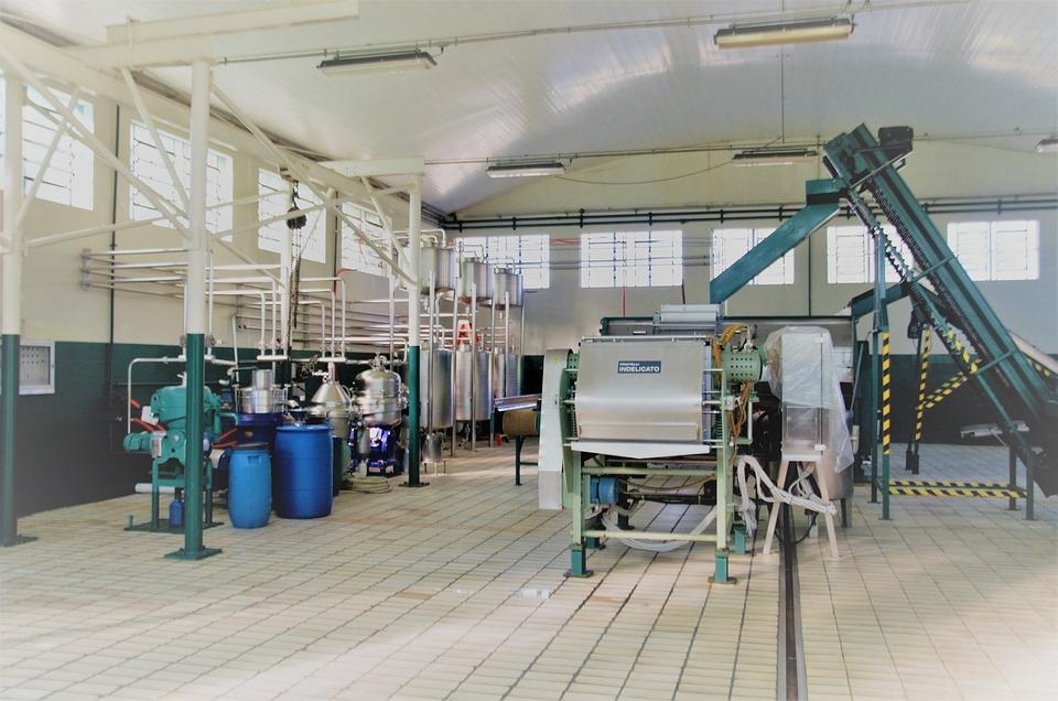 Manufactures, Industry, Vat, Industria, Manufacturing