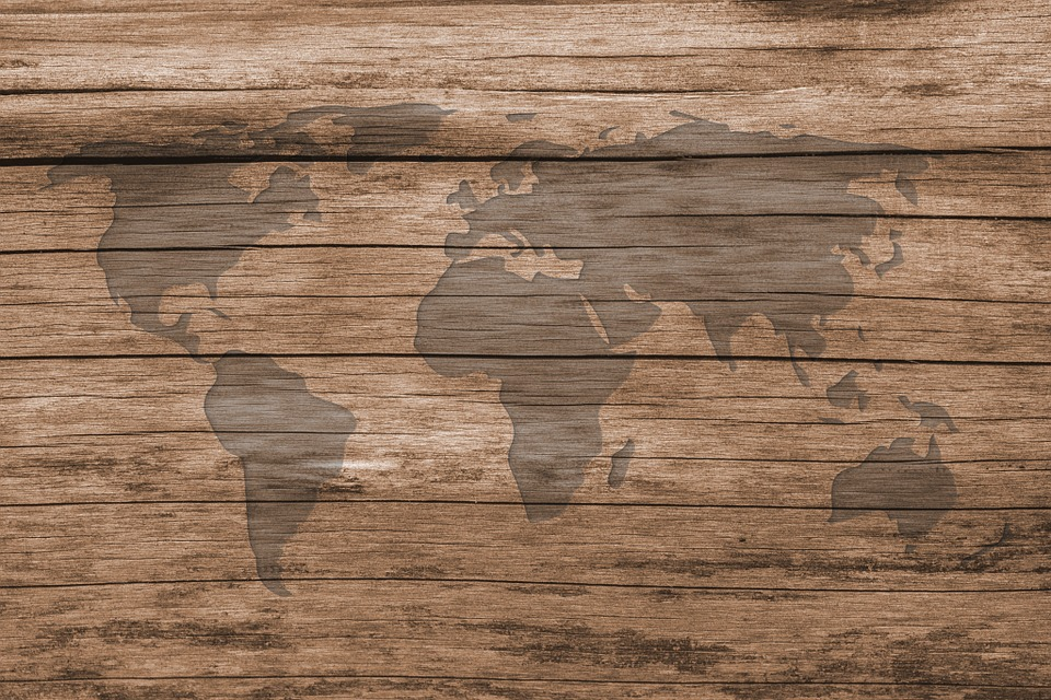 Free photo map of the world structure board boards world wood max wood board structure world map of the world boards gumiabroncs Image collections