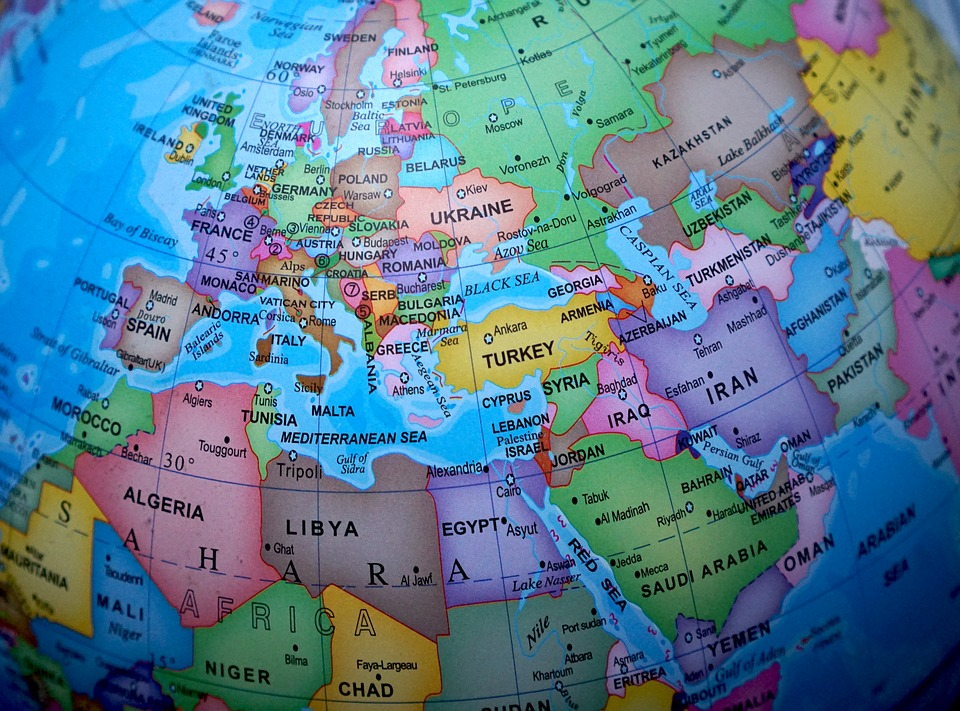 Free photo maps earth world map the globe europe globe max pixel globe world map maps europe the globe earth gumiabroncs