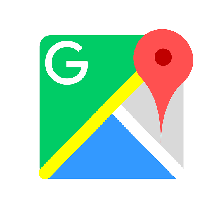 Google Maps, Navigation, Gps, Maps, Logo, Map Icon