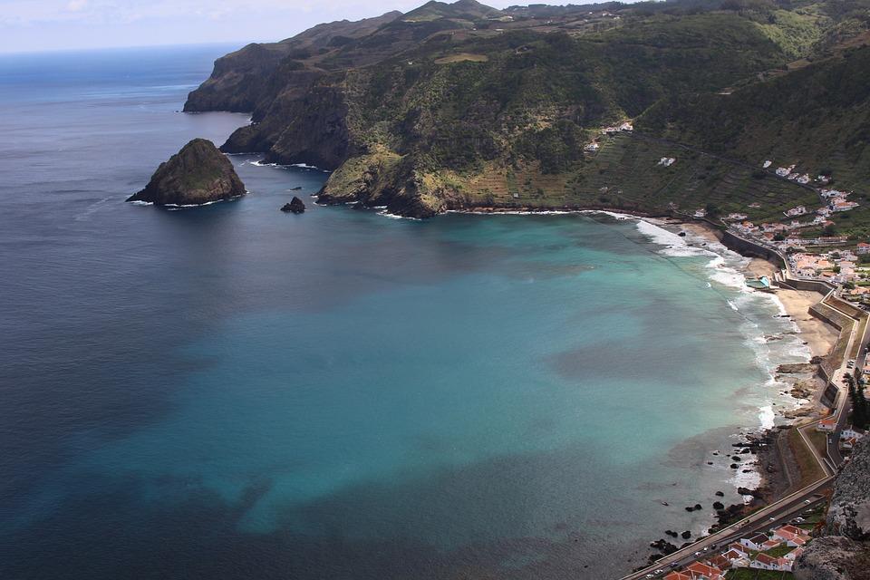 Body Of Water, Costa, Trip, Mar, No Person, Beach, Rock