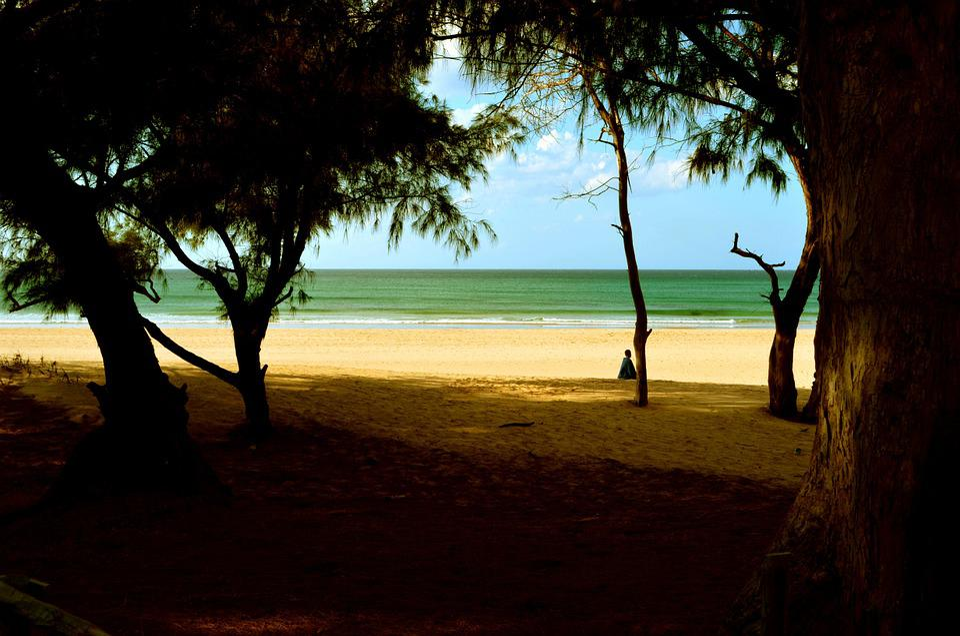 Mar, Beach, Nature, Beira Mar, Water, Orla