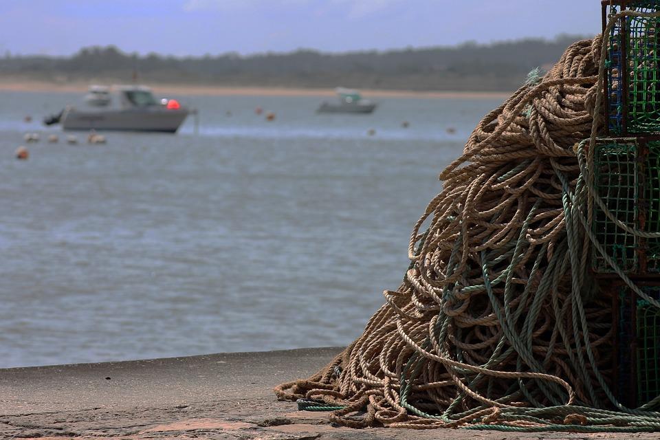 Ropes, Mar, Fishing