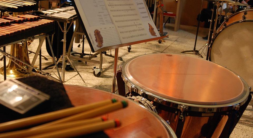 Percussion, Timpani, Marimba