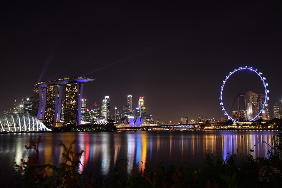 Marina Bay, Garden By The Bay, Singapore, Garden