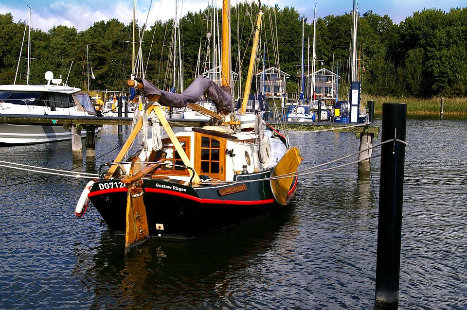 Marina, Sailing Vessel, Port, Boats, Ship, Maritime