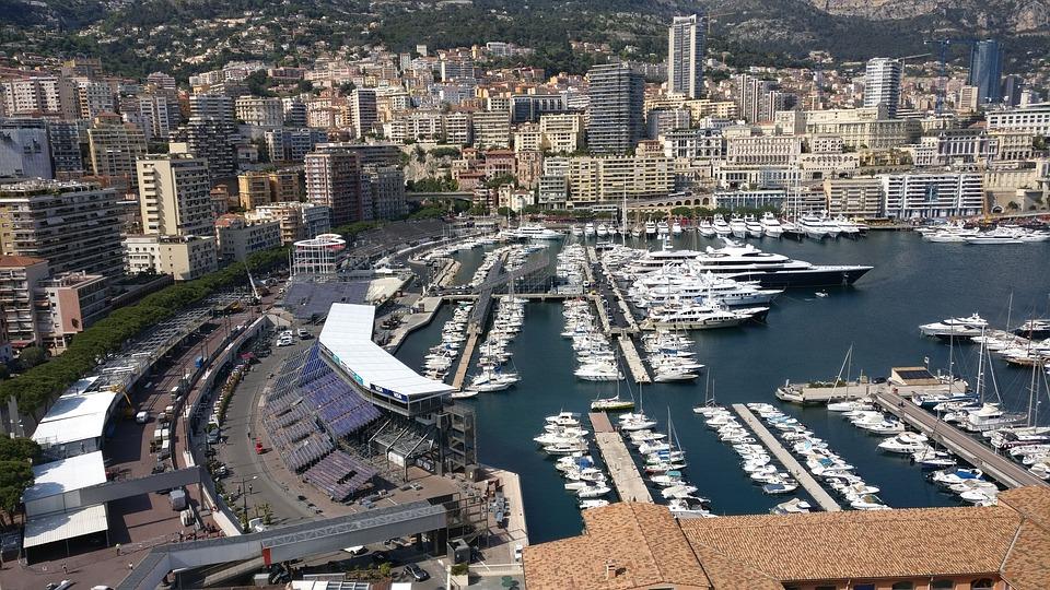 Monaco, Port, Ships, Marina, Wealth, Luxurious, Docks