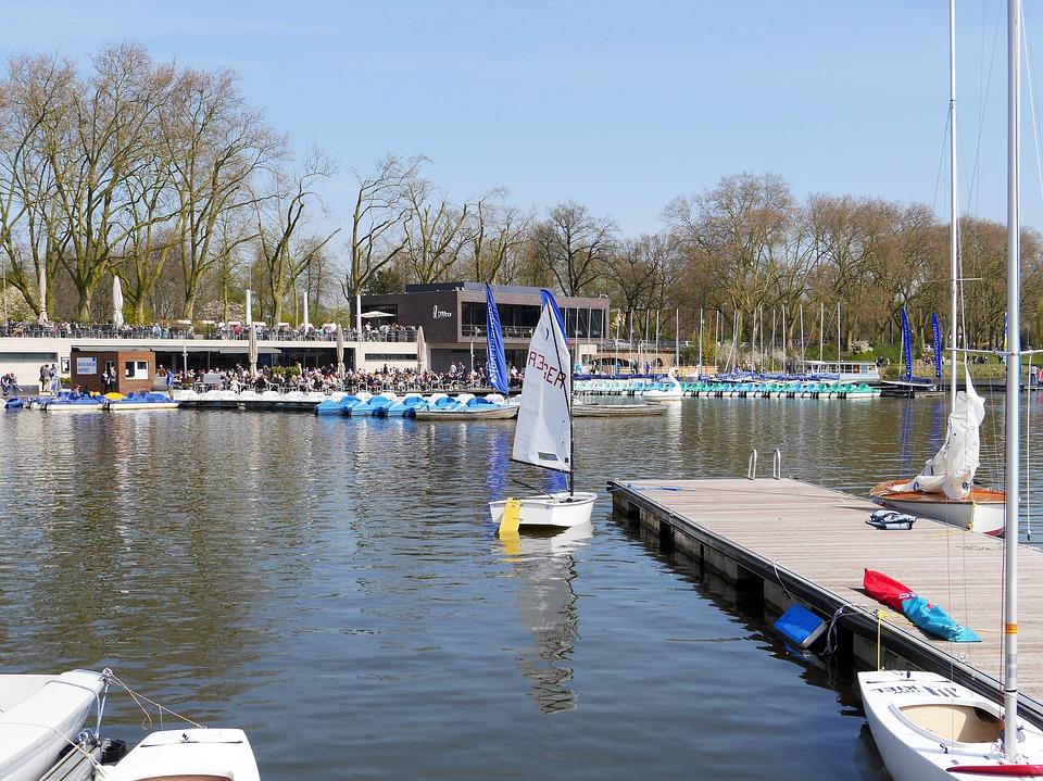 Spring, The Opening Of The Season, Marina, Boat Rental
