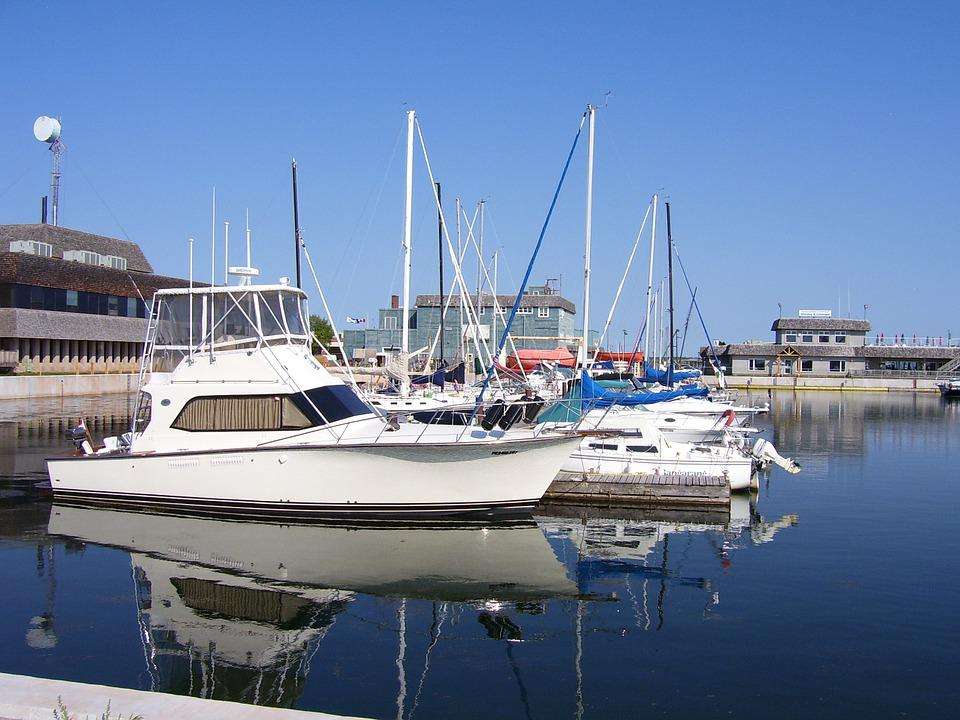 Boats, Marina, Harbor, Yacht, Water, Travel, Sea, Dock
