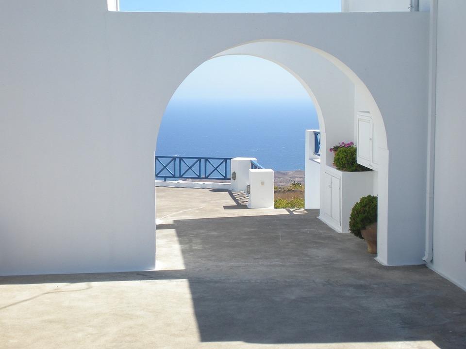 Santorini, Greek Island, Greece, Marine