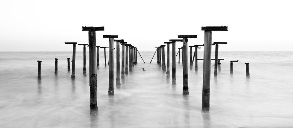 Iskele, Marine, Long Exposure, Travel, Ocean, Sunset