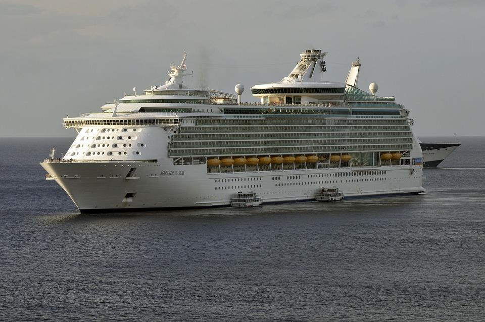 Mariner Of The Seas, Cruise, Ship, Cruise Liner, At Sea