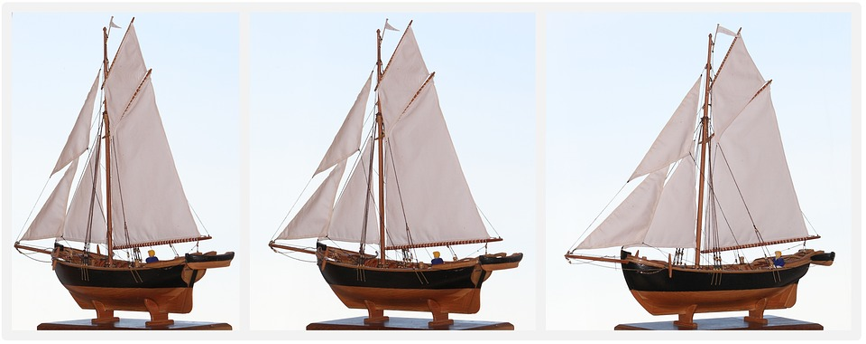 Denmark, Ship, Maritim, Shipping, Hobby, Handmade