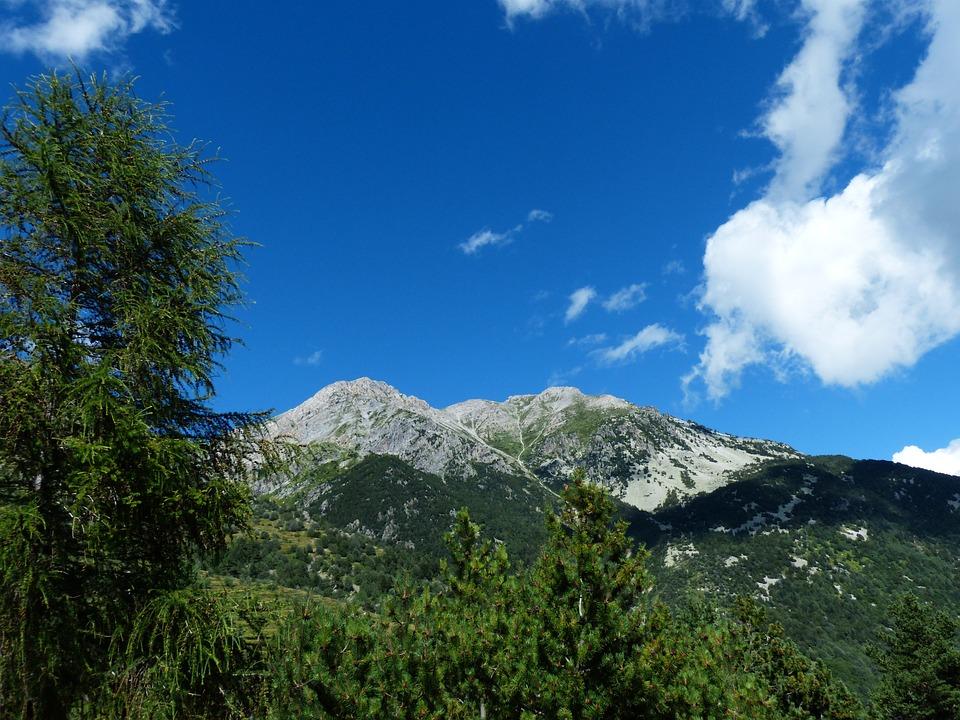 Hiking Tour, Bergtour, Mountains, Maritime Alps
