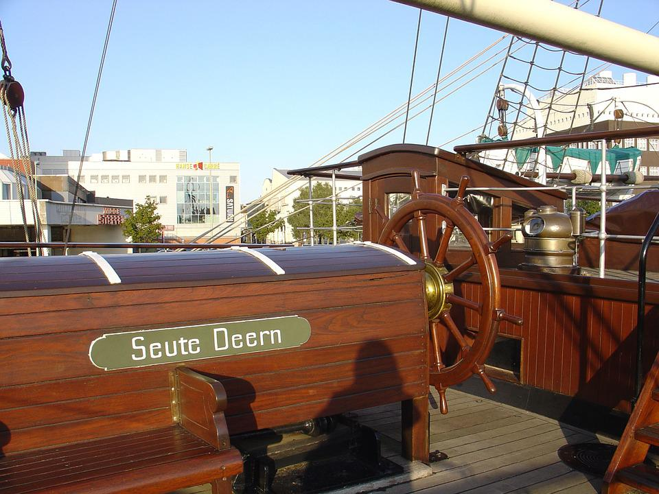 Seute Dahir, Bremerhaven, Maritime Museum