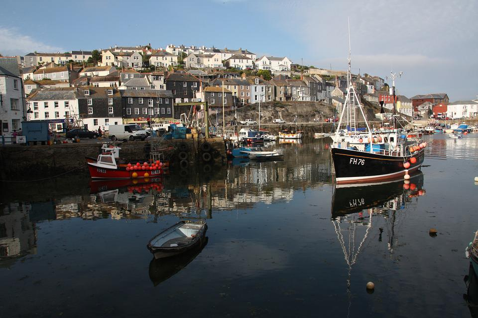 Charlestown, Cornwall, Maritime, Nautical, Holiday