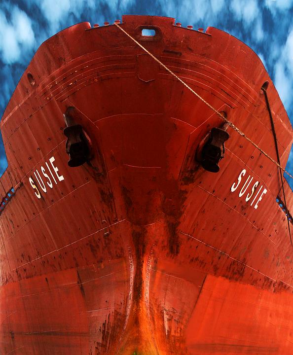 Ship, Port, City, Maritime, Boats, Sailboats, Water