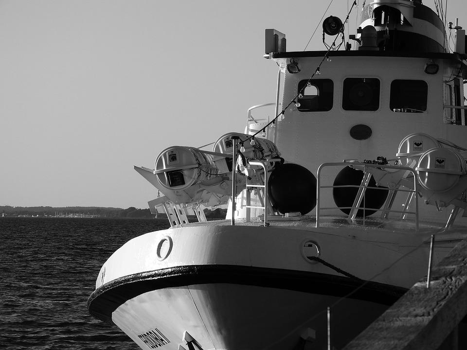 Ship, Sea, Shipping, Maritime, Fishing Boat