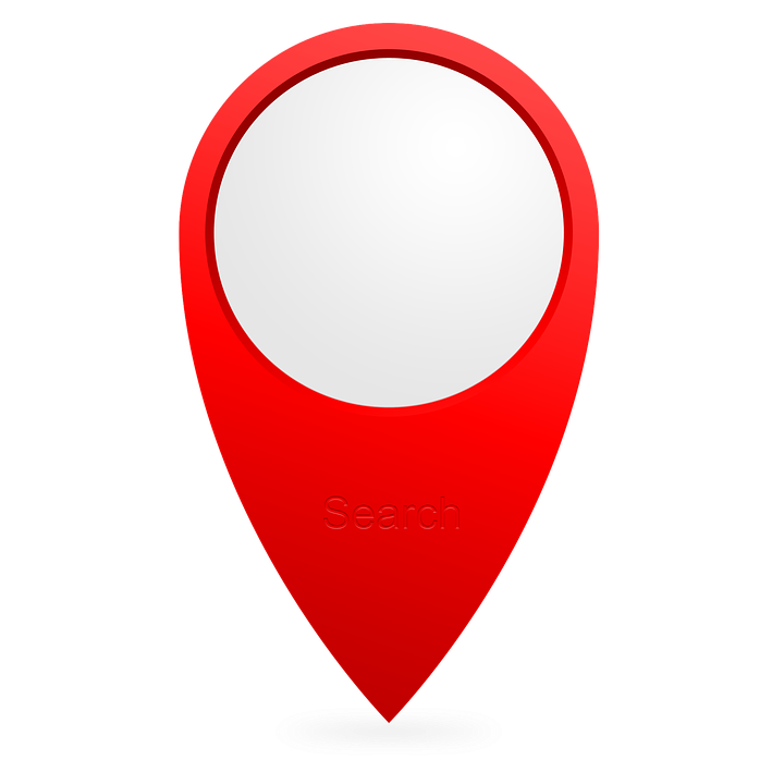 Marker, Location, Position, Map, Pointer, Search