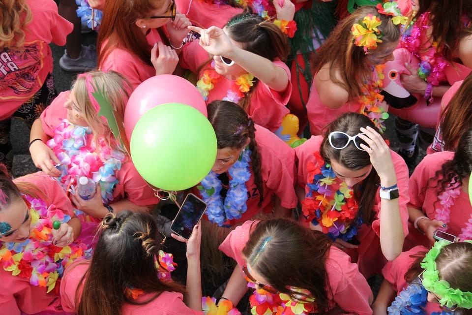 People, Celebration, Festival, Party, Market, Group