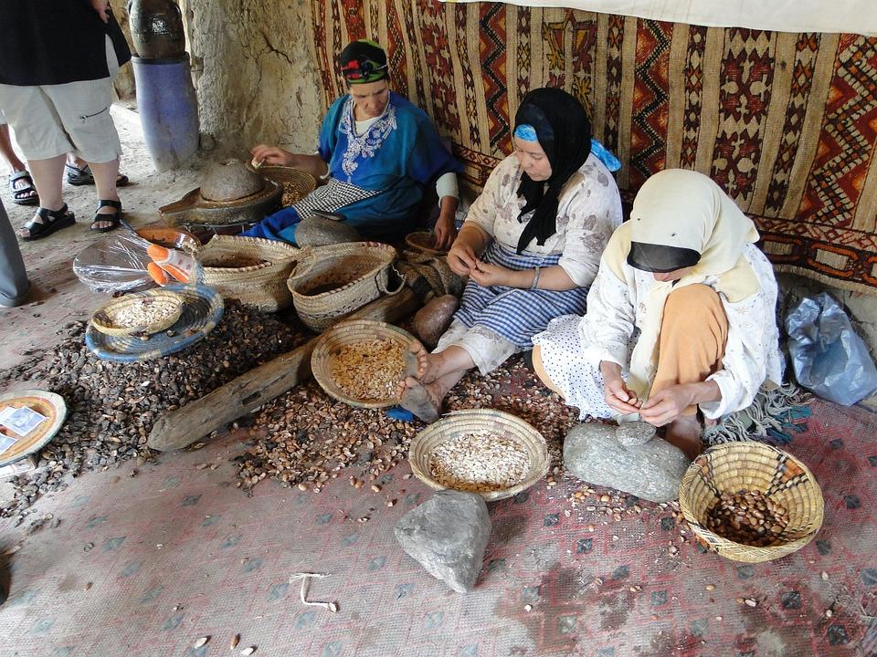 Morocco, Seeds, Oils, Market