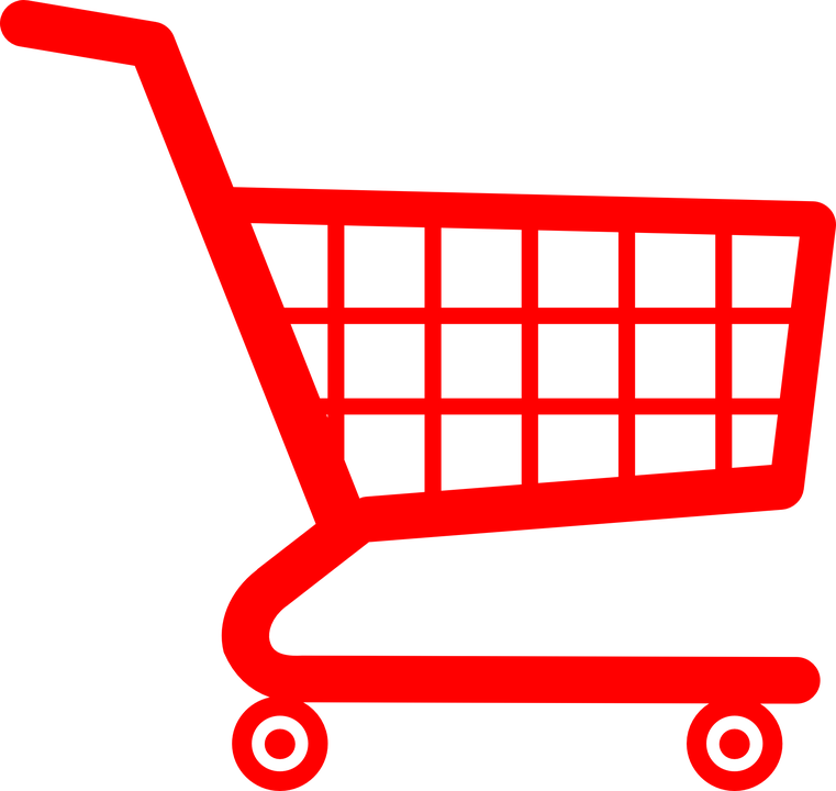 Shopping Cart, Purchase, Market, Trolley, Shopping